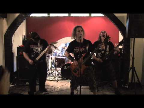 Severed Head......By Morning LIVE at The Bang Bar.wmv