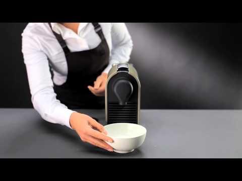 Кофе-машина U Nespresso: очистка от накипи (для кофе-машин с серийным номером до 13142)