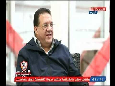 أحمد جلال ابراهيم: أتمنى انضمام هذا اللاعب للزمالك .. وهذا موقفى من عبد الله السعيد