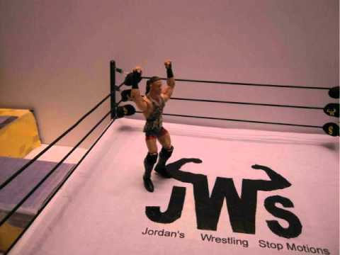 JWS - Rob Van Dam Entrance