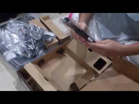 Asus k45 series Unboxing