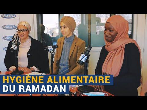 [AVS] Hygiène alimentaire du Ramadan - Ibtissam Belmadani, Fatima Oulhadj et Assata Doumbia