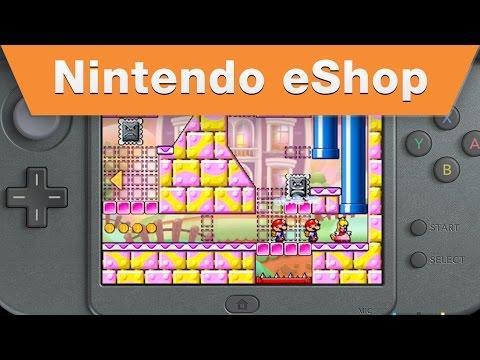 Nintendo eShop - Mario vs. Donkey Kong: Tipping Stars Trailer thumbnail