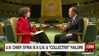 UN Chief Ban Ki-moon reflects on ten years in office