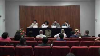 Mesa 1 del Congreso Internacional El ensayo en diálogo: diálogo sobre el ensayo