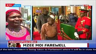 'Mama Kayai' revives the Nyayo era as an entertainer to former president Moi