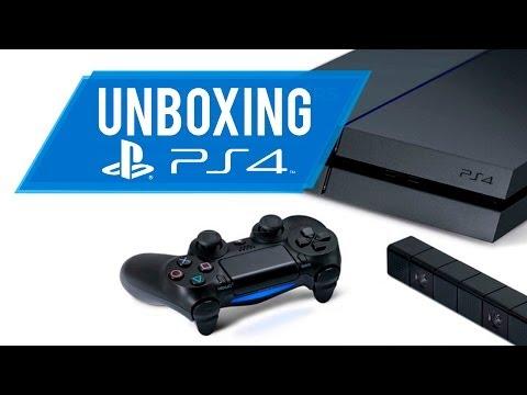 ¡Ya tengo mi PS4! | Setup y unboxing (raro)