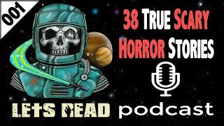 Picture of a podcast: Creepy