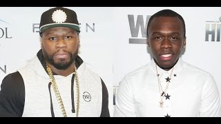 50 Cent Threatens his Son on IG. His Son Says 'If Something Happens 2 me, They Kno Who Did it GOOFY'