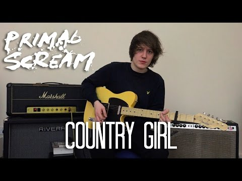 Country Girl - Primal Scream Cover Mp3