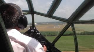 preview picture of video 'De Havilland, Dragon Rapide, DH89, Duxford, Air Legends 2013'