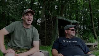 The Lockdown Challenge episode 2 - carp fishing in France