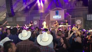 You Belong & Summer of 69 Trinity Bradshaw Nashville North Calgary Stampede