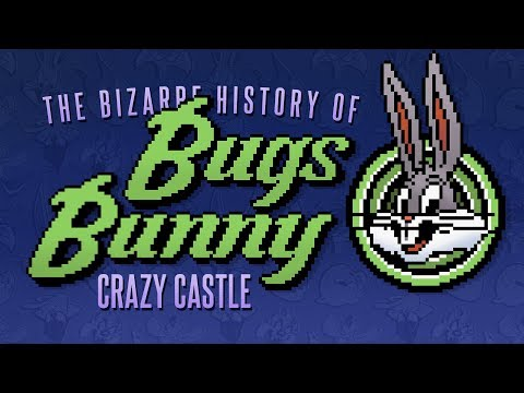 Bugs Bunny Crazy Castle - The Most Bizarre Game Boy Franchise Ever