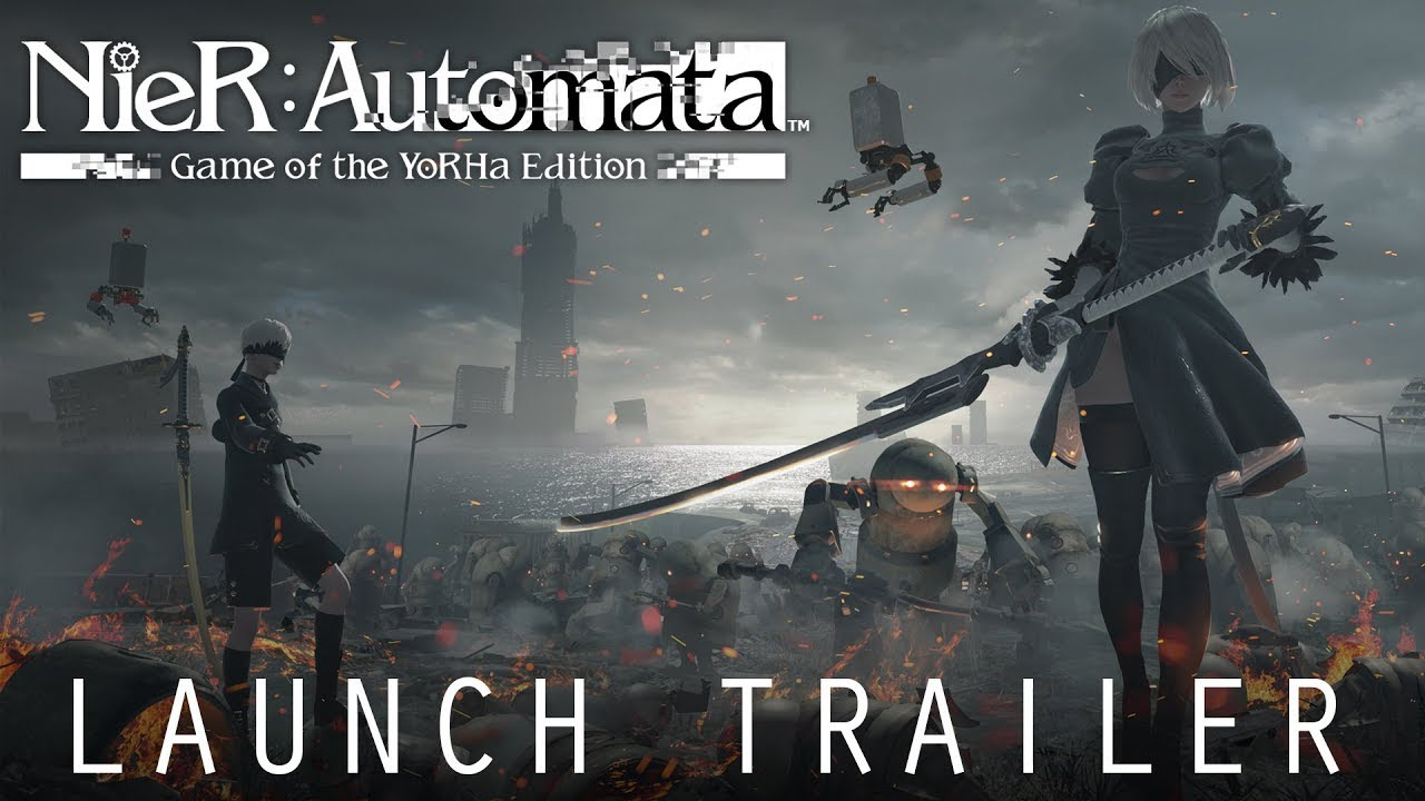 Video NieR:Automata - Game of the YoRHa Edition [PS4]