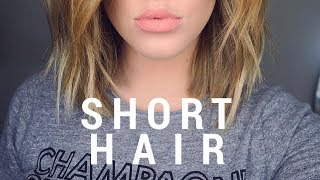 HOW TO STYLE SHOULDER LENGTH HAIR