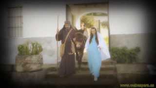 preview picture of video 'BELÉN VIVIENTE DE ESPERA 2013'