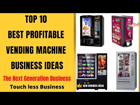 , title : 'Top 10 Best Profitable Vending Machine Business | The Next Generation Business