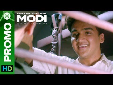 Modi - Journey Of A Common Man – Promo 05 | Ashish Sharma | Umesh Shukla | Episodes Streaming Now