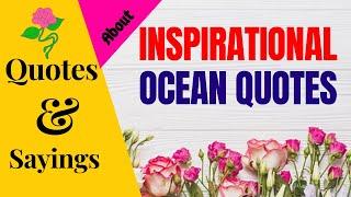 BEAUTIFUL OCEAN QUOTES   SparklingDub.Quotes 56