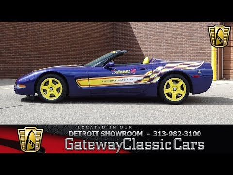 Video of '98 Corvette - LWJ1
