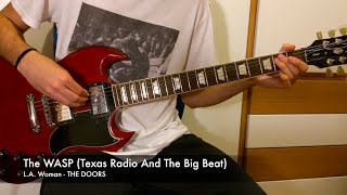 The WASP (Texas Radio And The Big Beat) - Guitar Tutorial