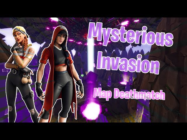MYSTERIOUS INVASION