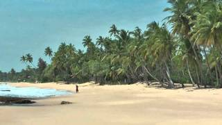 preview picture of video 'Sri Lanka, Tangalle, Südküste'