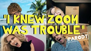 """I Knew Zoom Was Trouble"" - Taylor Swift Parody"