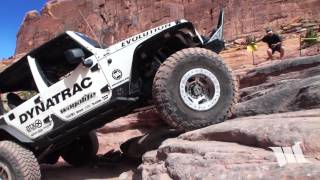 MOBY in MOAB : Pritchett Canyon Jeep Trail / CHEWY HILL