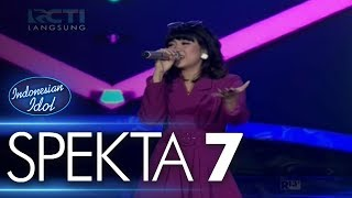 GHEA - I'M YOURS (Jason Mraz) - Spekta Show Top 9 - Indonesian Idol 2018