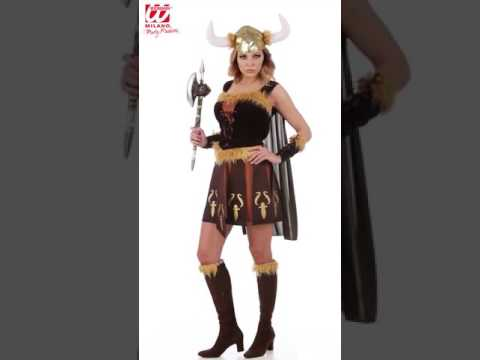 Disfracestuyyo.com & disfraz de Vikinga