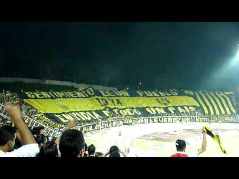 """""""♥ Avalancha Sur ♥ [HD] [Super trapo y super franela] ** El capo de vzla **"""" Barra: Avalancha Sur • Club: Deportivo Táchira"""