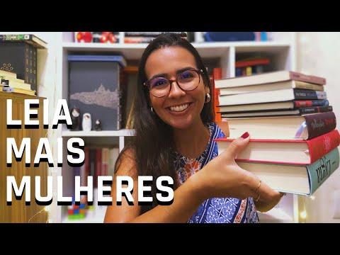 8 LIVROS ESCRITOS POR MULHERES PARA LER - DIA INTERNACIONAL DA MULHER | Ana Carolina Wagner