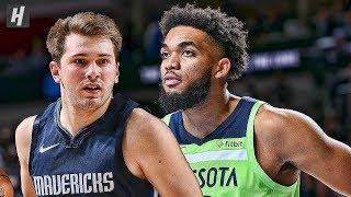 Minnesota Timberwolves vs Dallas Mavericks - Full Game Highlights   December 4   2019-20 NBA Season