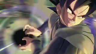 Trailer Goku Black