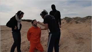 Fake Muslim terrorist videos with a funny one also