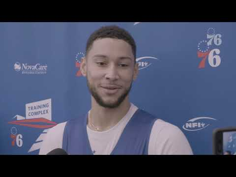 Ben Simmons | Media Availability (10.22.19)