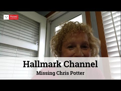Missing Chris Potter - Hallmark Channel