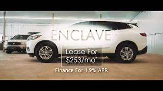 Garber Buick Enclave June Prices 2018