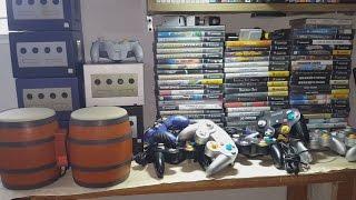 Mi coleccion de Nintendo Gamecube (NGC) 2016- BONIFACIO