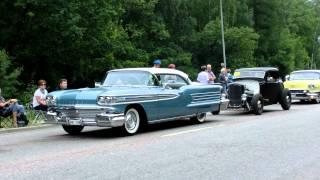 preview picture of video 'Power Meet 2012 Västerås Cruising'