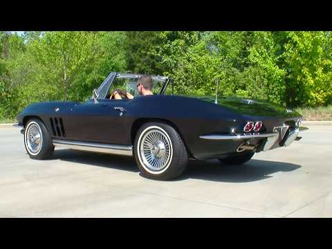 Video of '65 Corvette Stingray - LT9S