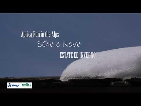 Video - Affitto Centro Aprica- Importante trilocale su due livelli