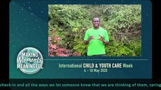 International Child and Youth Care Week - video from Kenya