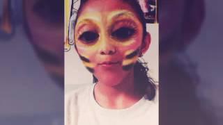 Snapchat vivavideo Paola y rodolfito