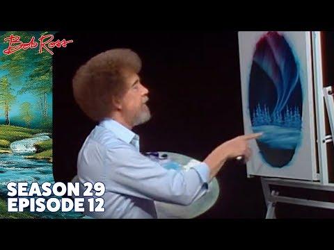 Bob Ross - Aurora's Dance (Season 29 Episode 12)