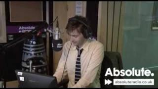 David Tennant on Absolute Radio (Part 2)