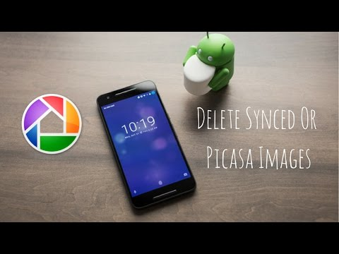 How To Delete Synced Or Picasa Photos From Android Device! Simple Trick Mp3