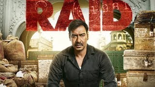 Raid | Movie Review | Ajay Devgn | Ileana D'Cruz | Saurabh Shukla #TutejaTalks